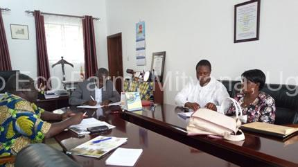 BOBO ECO FARM SIGNS COLLABORATION AGREEMENT WITH UGANDA MARTYRS UNIVERSITY